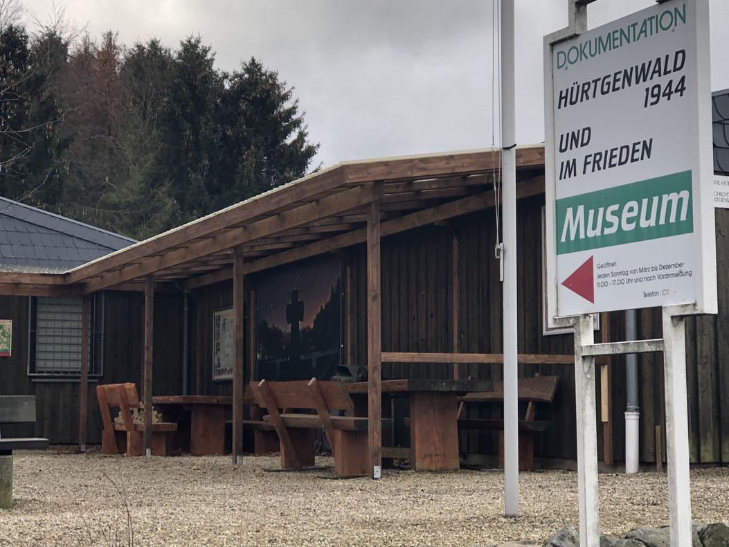 Museum Hürtgenwald 1944 und im Frieden
