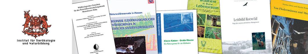 Veröffentlichungen und Presse | Institut für Tierökologie und Naturbildung