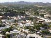 """Alamos, das """"el pueblo magico de Sonora"""". Einige gutbetuchte amerikanische Rentner haben sich hier niedergelassen, manche fliegen sogar mit ihren Privatjets ein."""