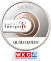 Qualitätsicherungsprogramm Silber Abzeichen