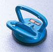 吸着盤Q太郎(凹凸用) Φ120mm アルミ製