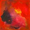 KOSMOS   Acryl / Lwd. 60 x 60 cm