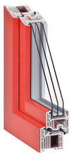 Alu-Kunststofffenster