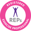 Professional Exercise Governing Body Logo
