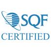 SQF food safety certification program logo