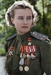 Кравцова-Меклин Наталия Федоровна, Герой Советского Союза