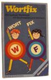 Schachtel von Spiel Wortfix Ravensburger Wortschatz DaF