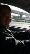 運転楽しいです。