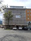 Fassadensanierung - Mentlgase 18a, Innsbruck