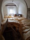 Sanierungsarbeiten Mellaunerhof, Pettnau
