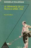 Le déminage de la France après 1945
