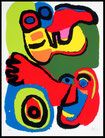 karel,appel, cobra,visages,