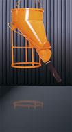 Cubilotes para hormigón descarga lateral