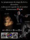 stage arts martiaux : cinéma