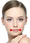 CHRONIQUES_Recettes santé les Marmas du visage 6 par atelier-shanti : Aux coins de la bouche pour mieux digérer