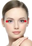 CHRONIQUES_Recettes santé les Marmas du visage 7 par atelier-shanti : Sur les coins externes des yeux pour mieux éliminer