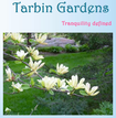 Tarbin Gardens is a five acre English style garden in Franklin, New Hampshire.