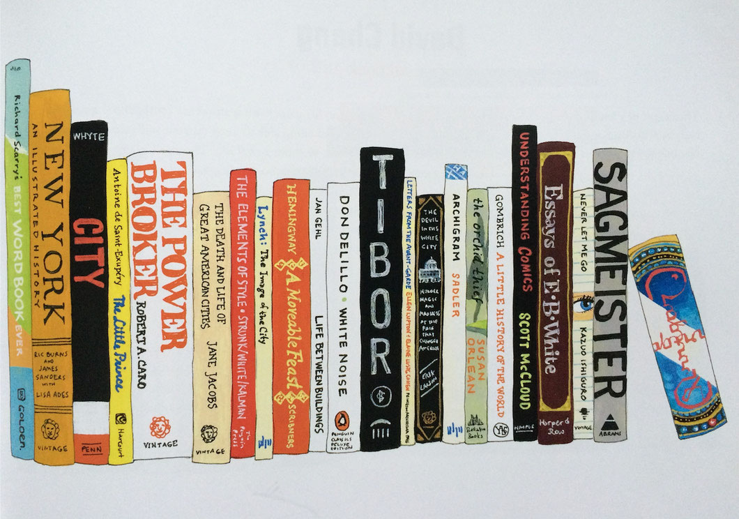 What Books Are On Your Ideal Bookshelf?