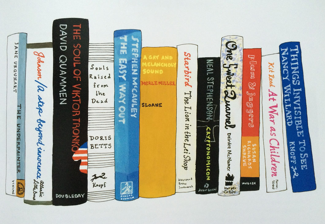 What Books Comprise Your Ideal Bookshelf?