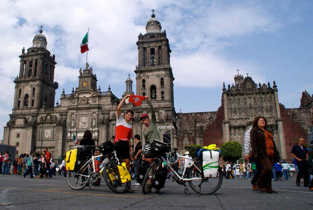 Mexico City // 01.01.2014