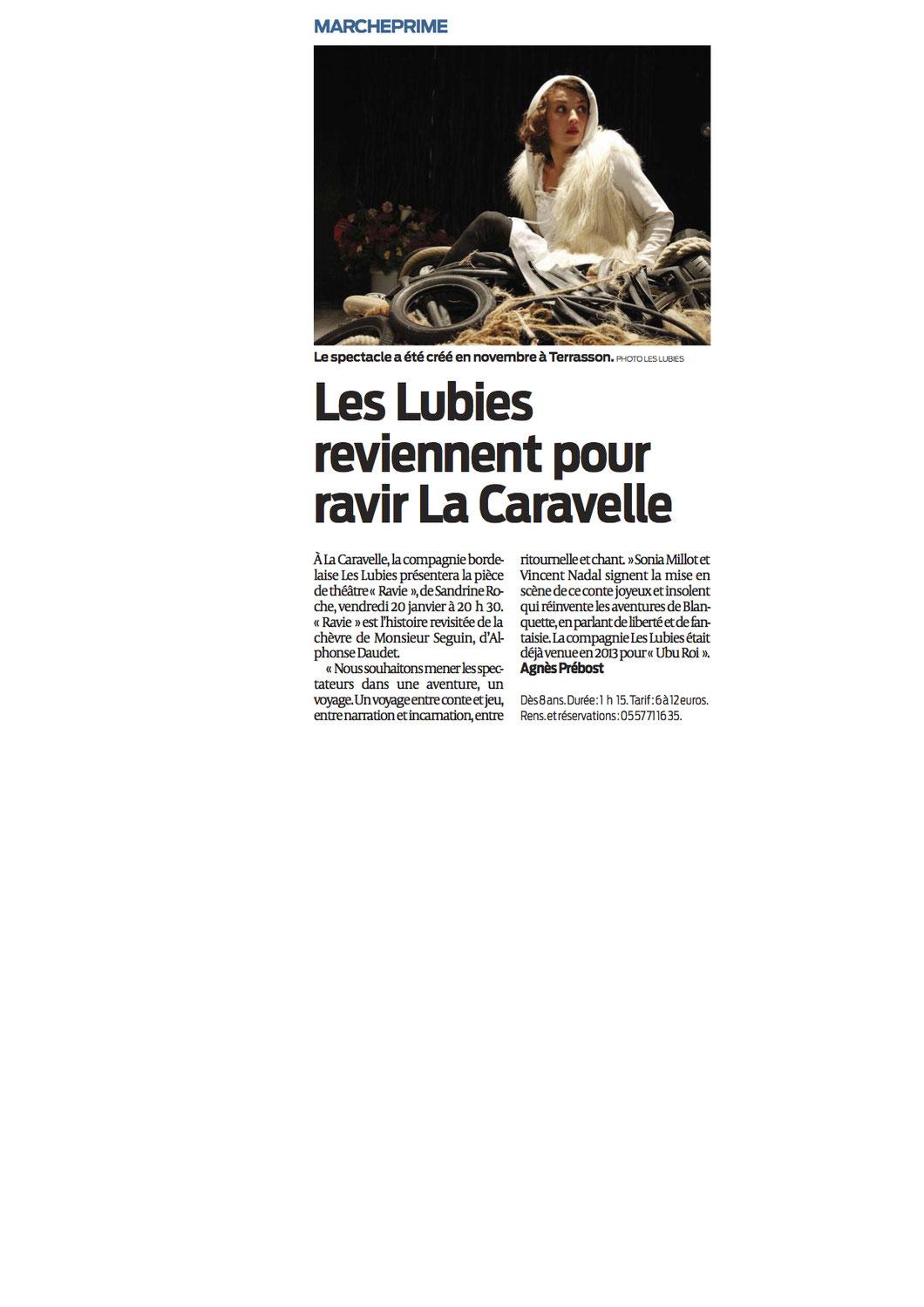 Presse Site De Leslubies