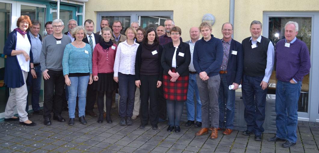 Teilnehmerinnen und Teilnehmer der Tagung (Foto: Sonja Jaskot)
