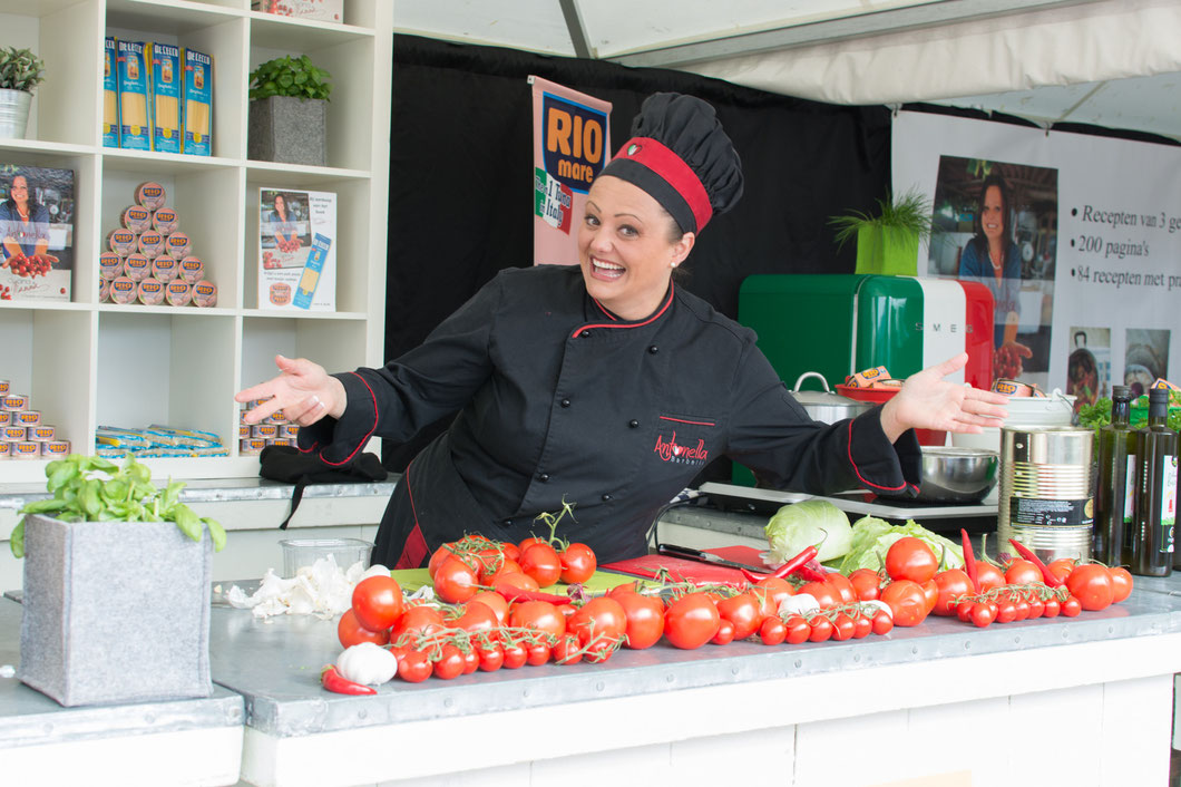 Territorio, cultura e gastronomia – Workshop gastronomico tenuto da Antonella Barbella