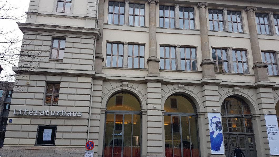 Literatur-Haus in München
