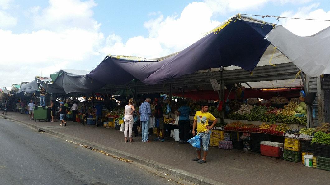 """Der """"schwimmende Markt"""""""