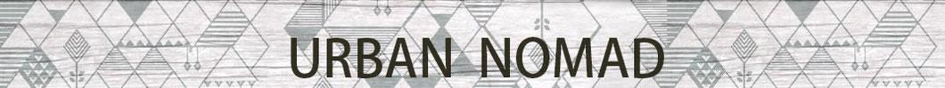 Organic Ethnics Urban Nomad Logo