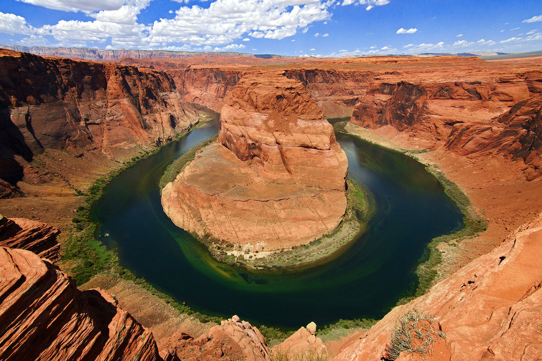 Horseshoe Bend, Arizona (Foto: Christian Dueringer)