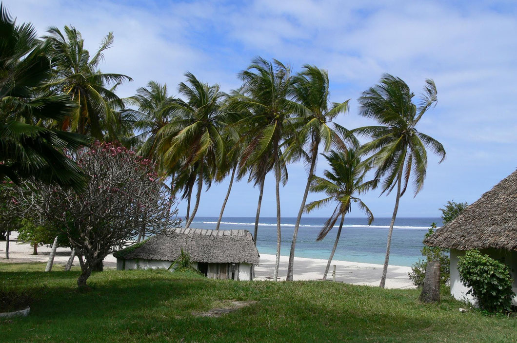 Tiwi Beach, viel ruhiger und einsamer als das benachbarte Dani Beach, dass vor Pauschalurlaubern nur so wimmelt. (Dafür kann man in Dani Beach gut Safaris organisieren)