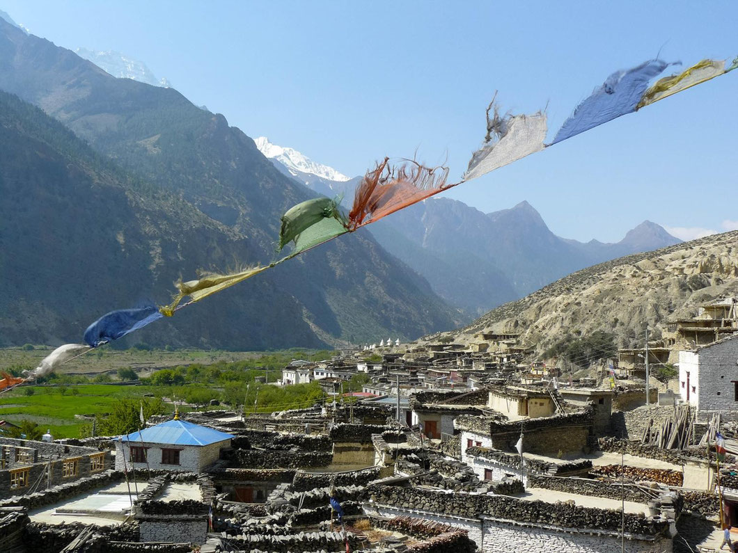 Nepal, Annapurna, Trekking, Marpha