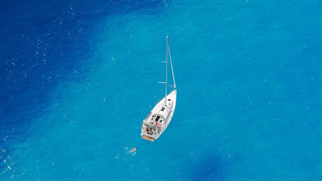 Griechenland Zakynthos Navagio Shipwreck Beach