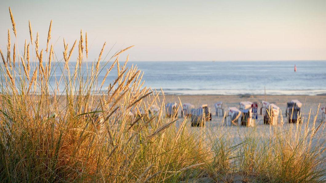 Norderney - Sommer am Weststrand
