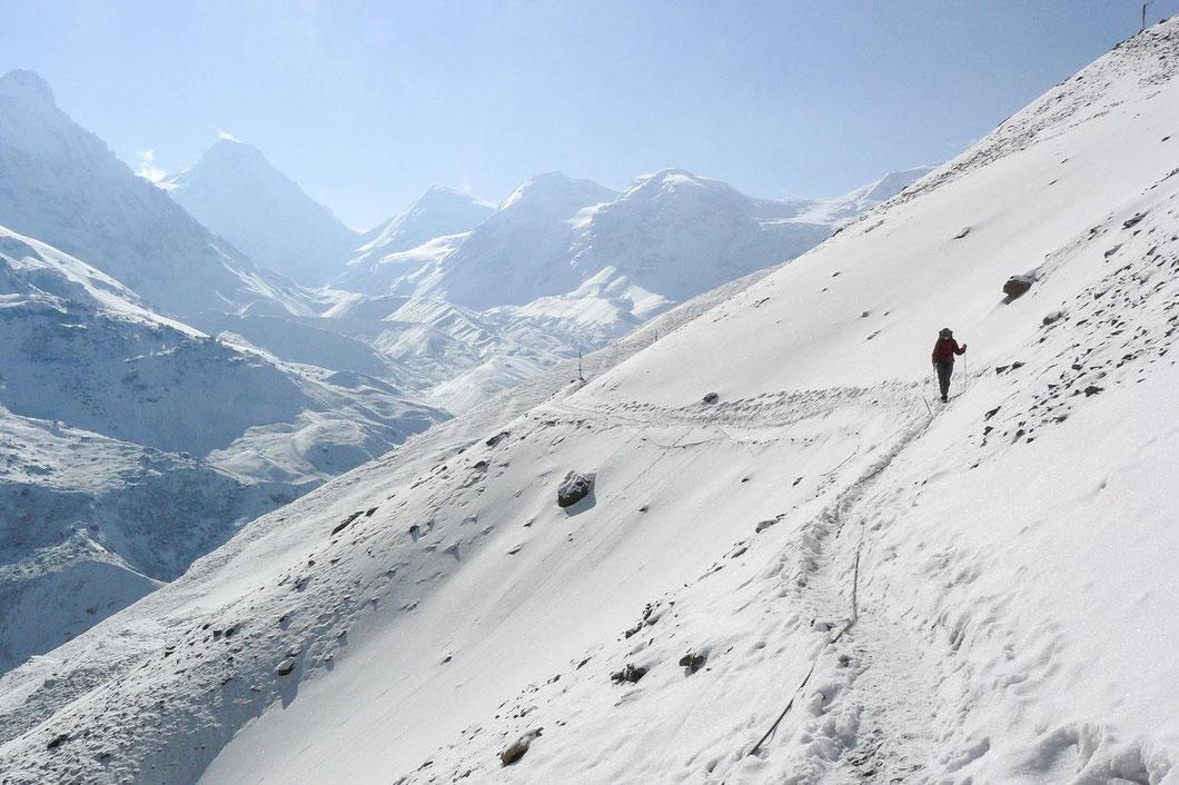 Nepal, Annapurna, Trekking, Pass, Jomson