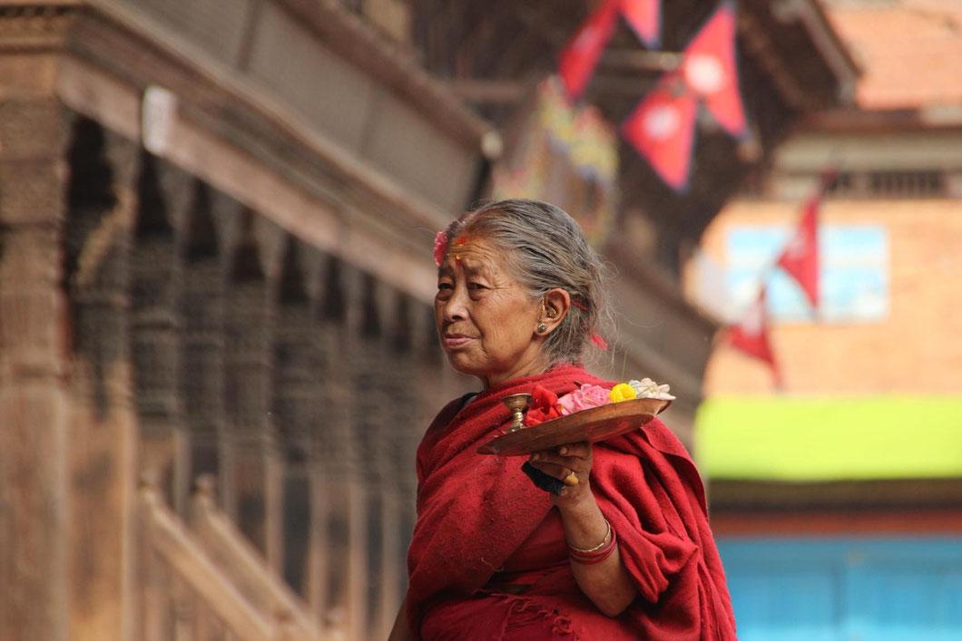 Bakhtapur, Nepal, Tempel,
