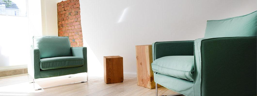 Wiebke Masuch Sitzbereich