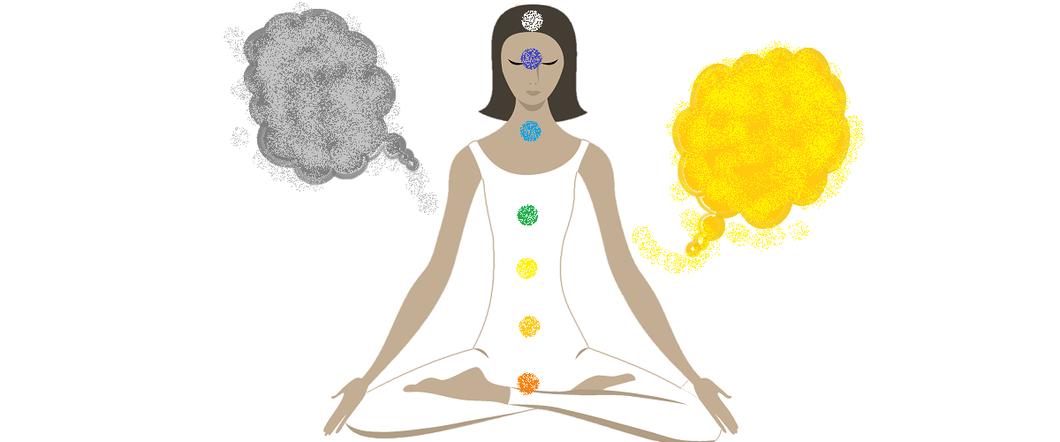 Méditation, à l'écoute de soi - Être libre des effets de la polarité mal et bien