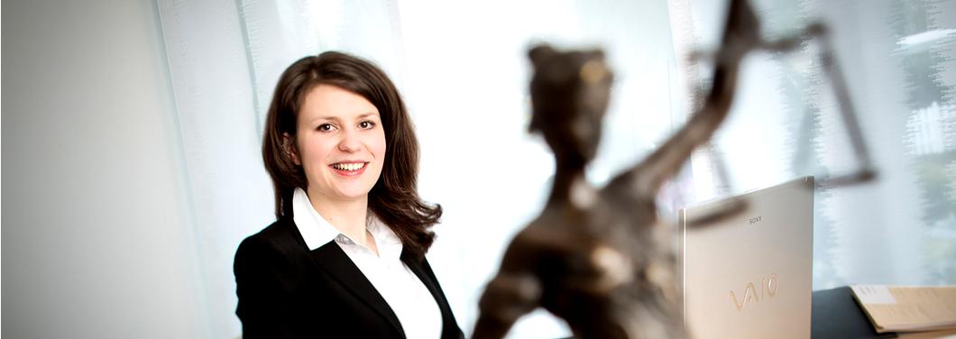 Lichtbild Rechtsanwältin Anna Freyberger