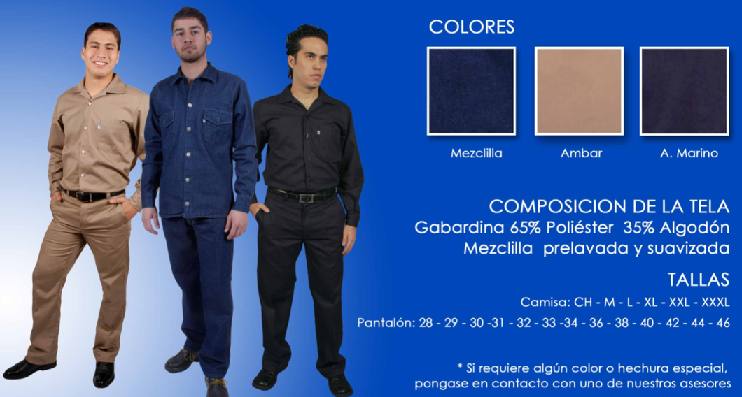 uniformes industriales, uniformes de trabajo, uniformes monterrey