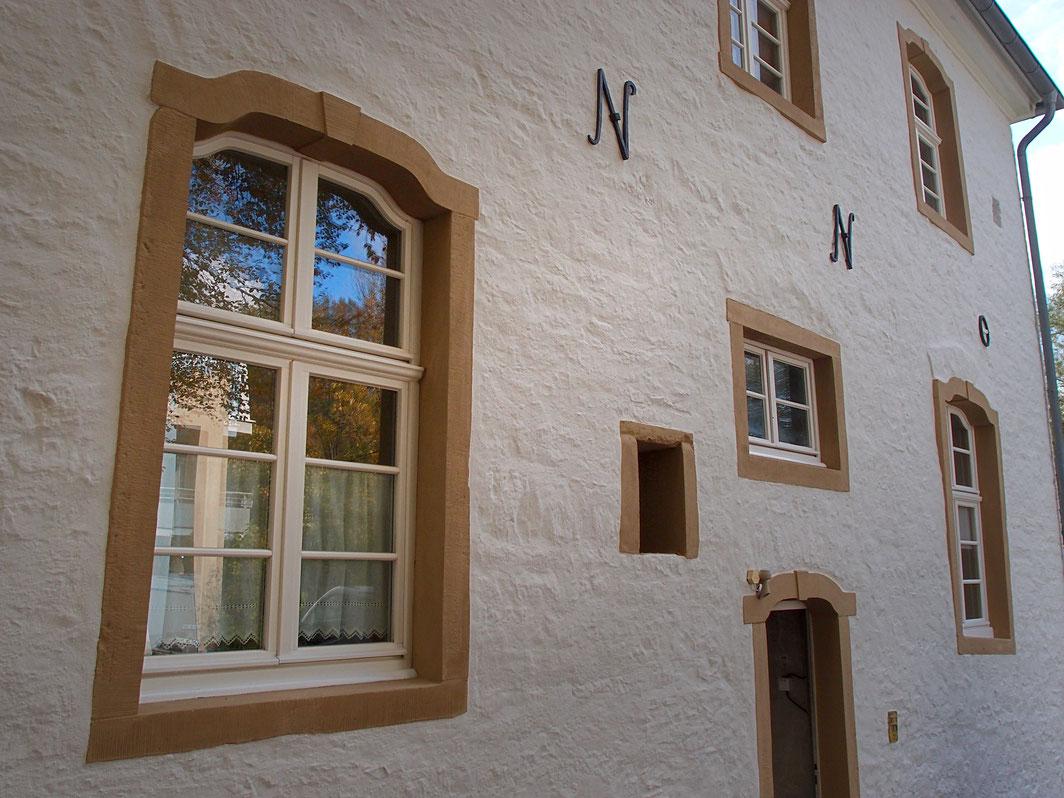 Super Denkmalschutz, Denkmalpflege - Haus individuell planen, bauen PW13