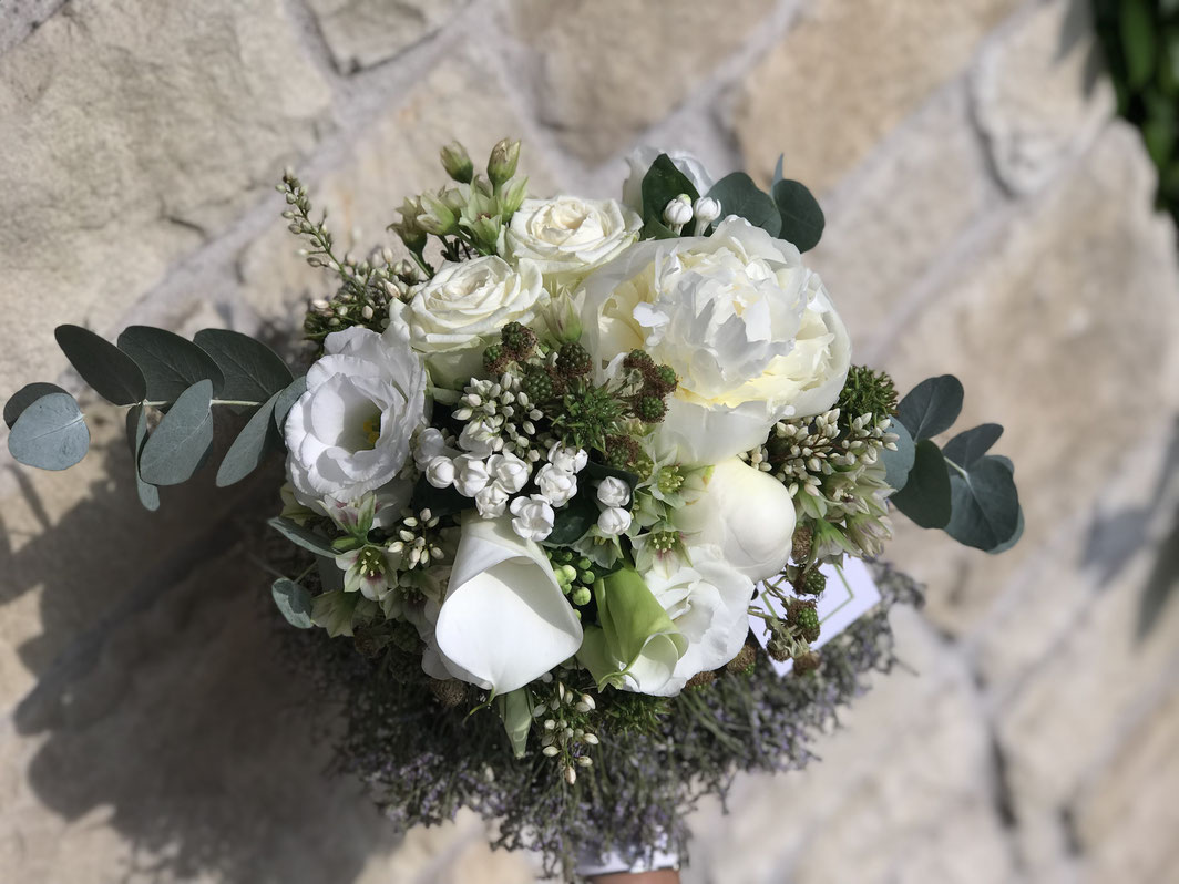 Lada Fiori - Bouquet da sposa