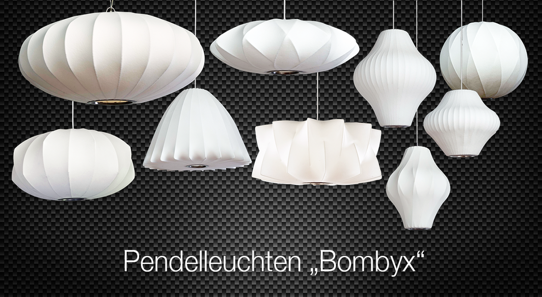 Bombyx Pendelleuchten