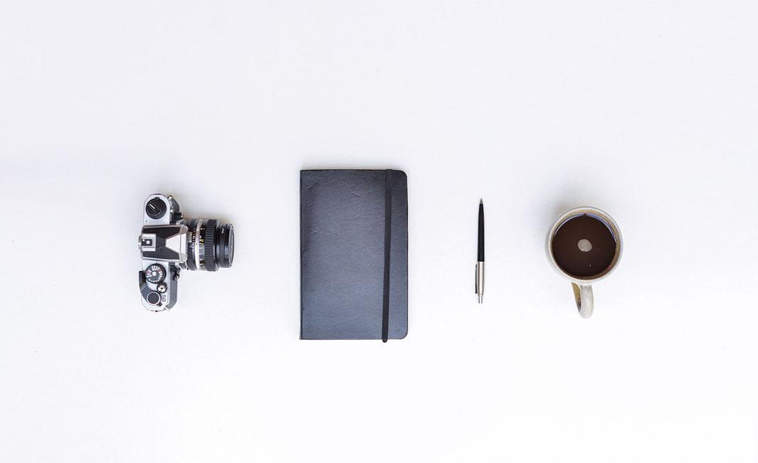 Das alleine reicht noch nicht um ein guter Blogger zu werden !