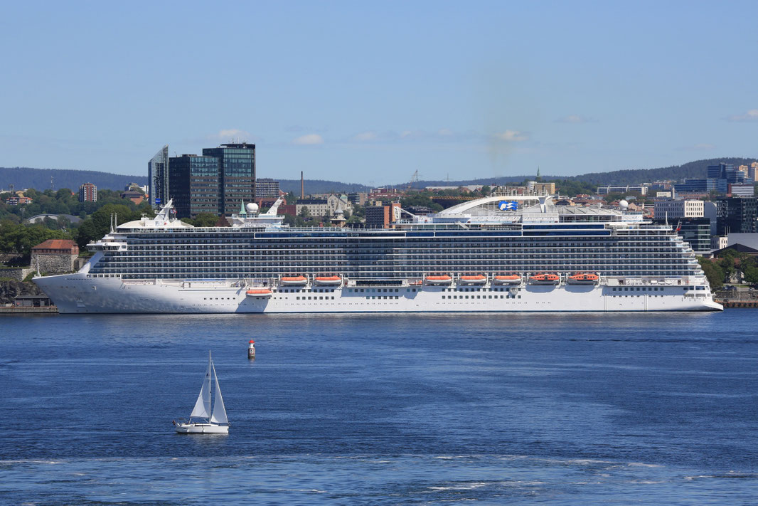 Regal Princess Oslo