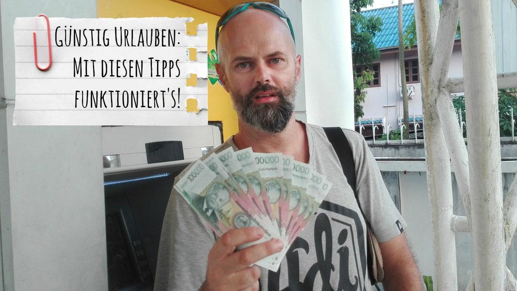 Günstig Urlaub machen, günstig reisen, franzlsontour