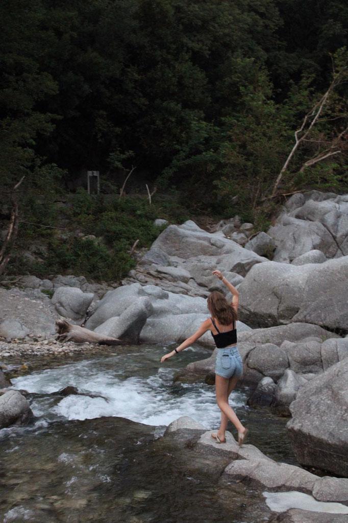 Mijn gezin is als een rivier, soms kolkt het en soms kabbelt het. Met een kinesiologie sessie hou ik balans