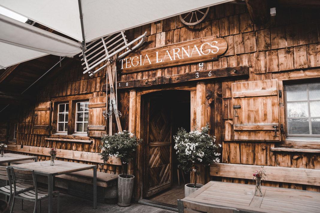 Restaurant Tegia Larnags