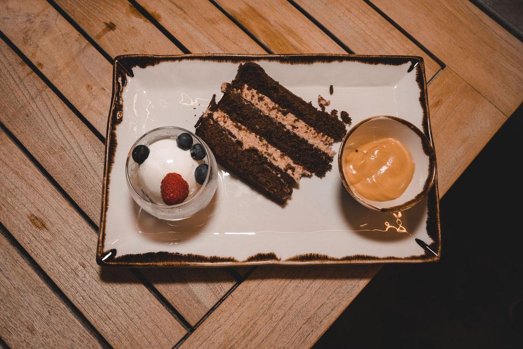 Tegia Larnags Dessert